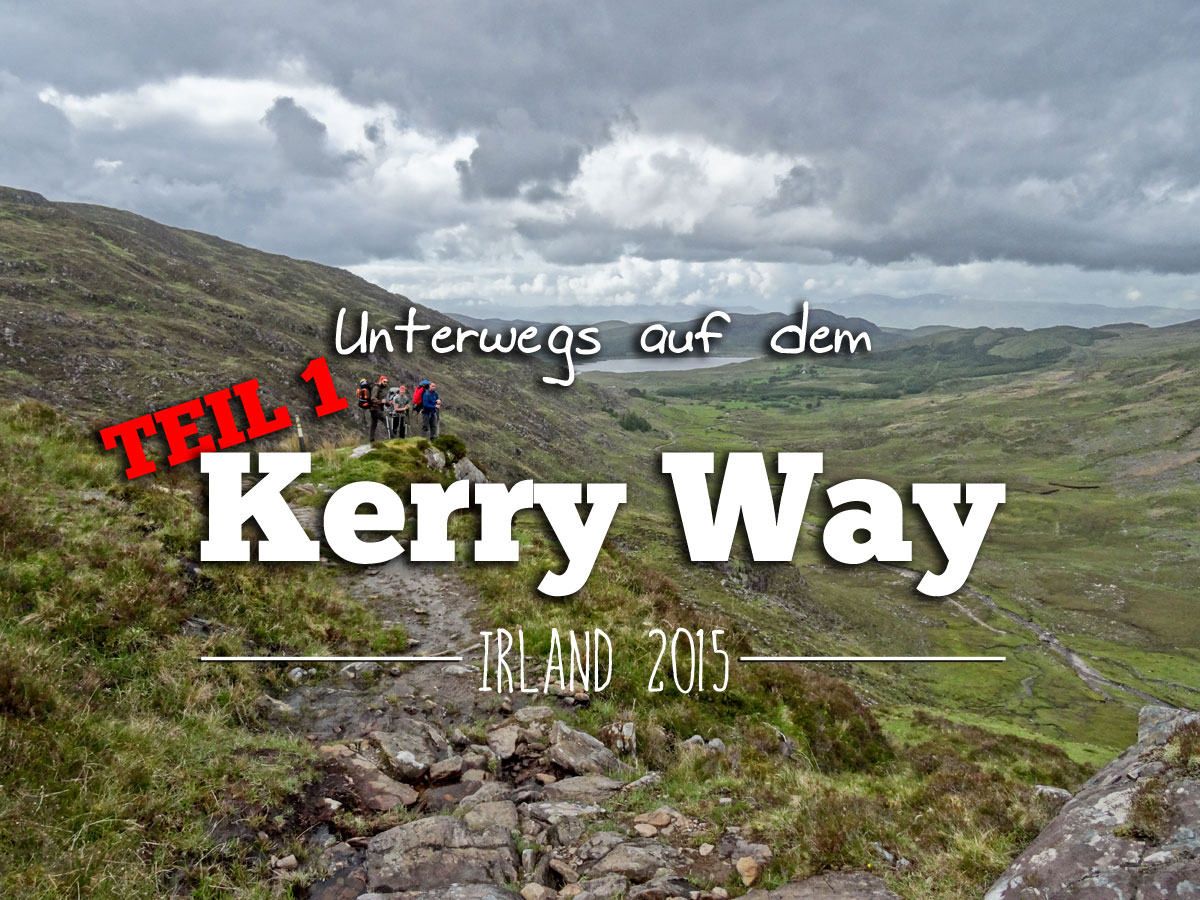 Ring of kerry zelten